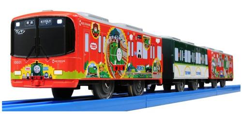 京阪電車10000系きかんしゃパーシー号2013