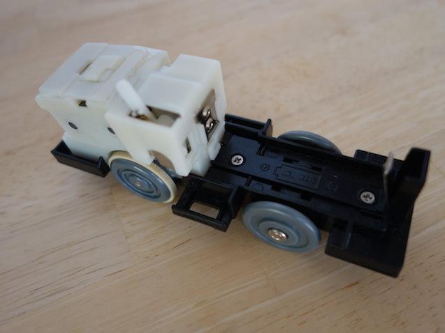 単2のプラレール車両