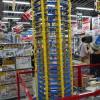 ビックカメラ大宮西口そごう店のプラレール販売コーナーは24段レイアウトがすごい!