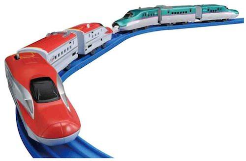 E5系新幹線&E6系新幹線連結セット