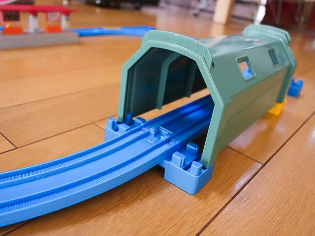 新幹線みずほ・さくら高架トンネルセット