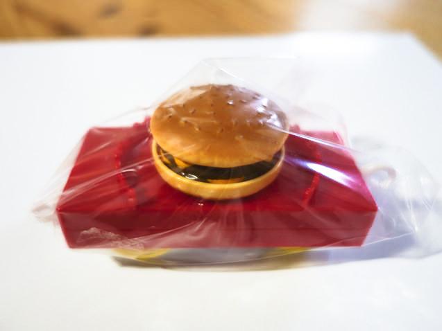 ハンバーガー貨車