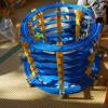 単純な丸で6段タワーのプラレールレイアウトを作ってみました