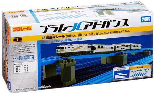 AR-06 坂直線レール