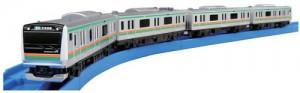 AS-18 E233系湘南色