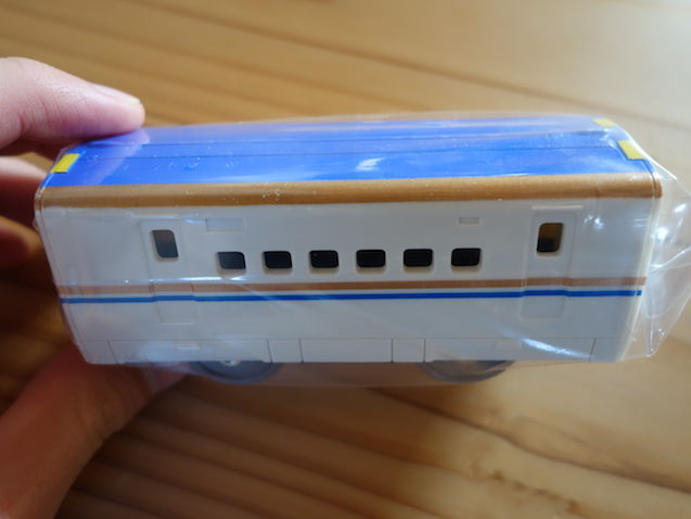 北陸新幹線の中間車両