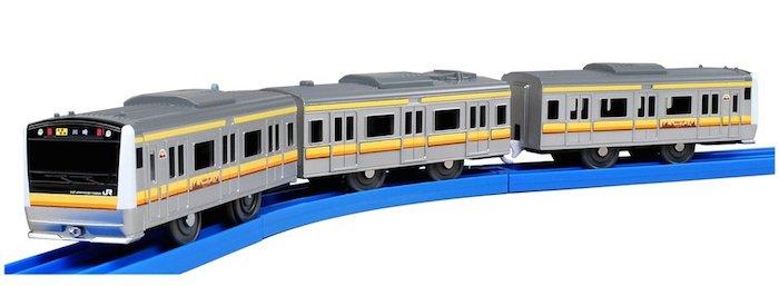 ぼくもだいすき!たのしい列車シリーズ E233系南武線
