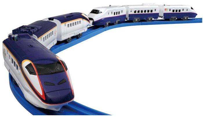 E3系新幹線つばさ&E2系新幹線連結セット