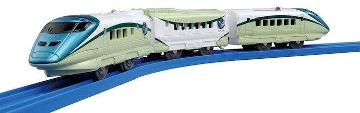 ぼくもだいすき! たのしい列車シリーズ E3系新幹線とれいゆ