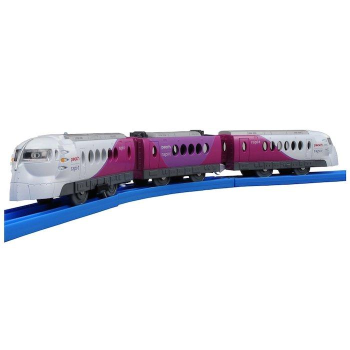 ぼくもだいすき!たのしい列車シリーズ Peach×ラピート ハッピーライナー