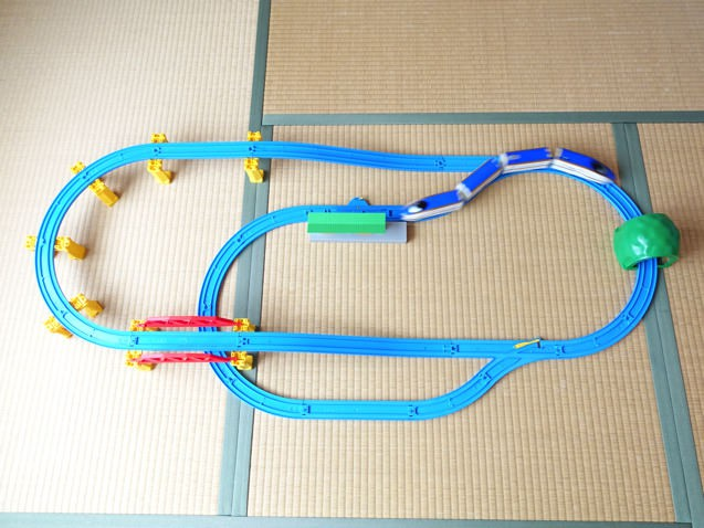 北陸新幹線かがやきレールセット